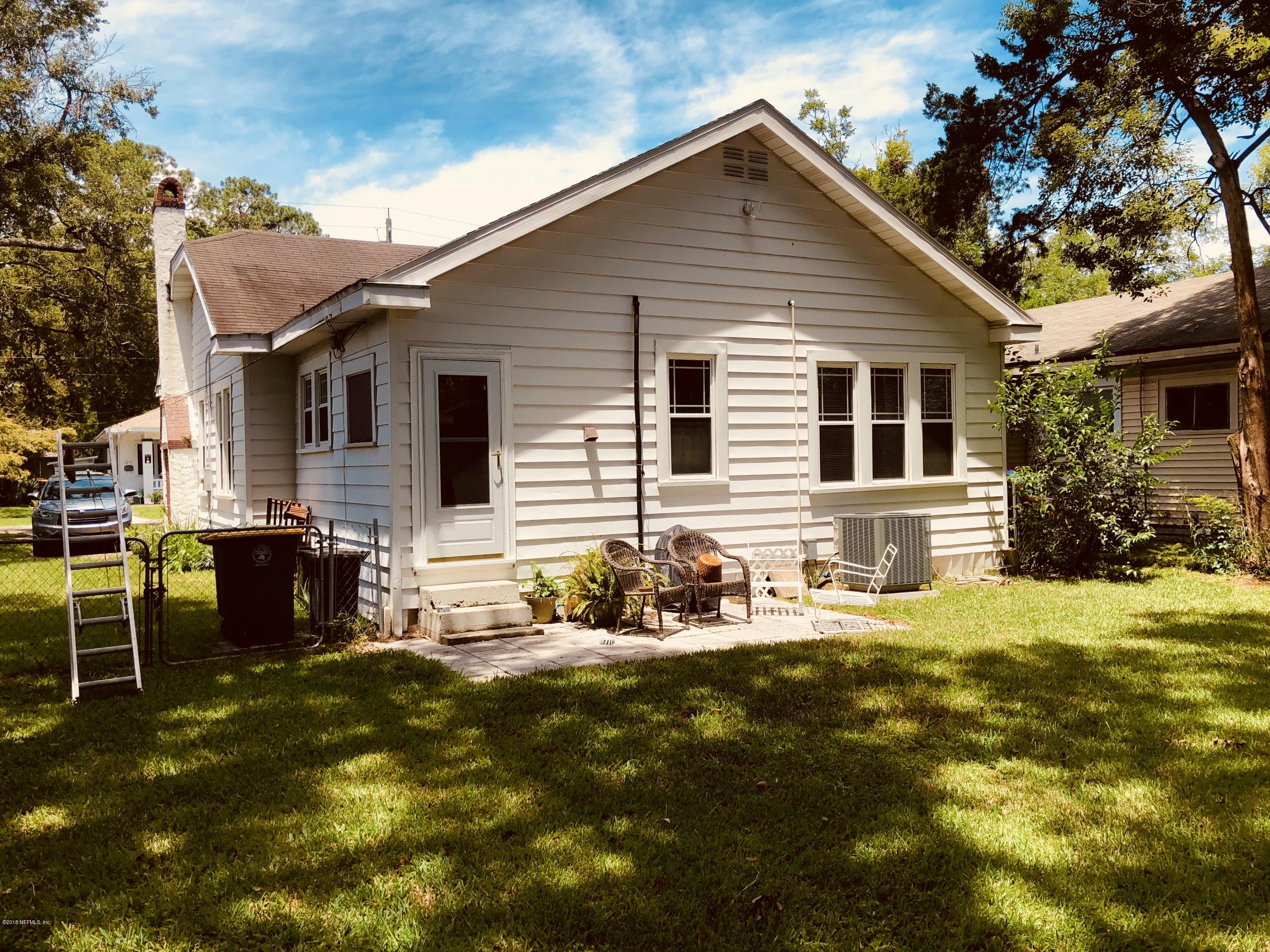 3216 REMINGTON, JACKSONVILLE, FLORIDA 32205, 3 Bedrooms Bedrooms, ,1 BathroomBathrooms,Residential - single family,For sale,REMINGTON,959258