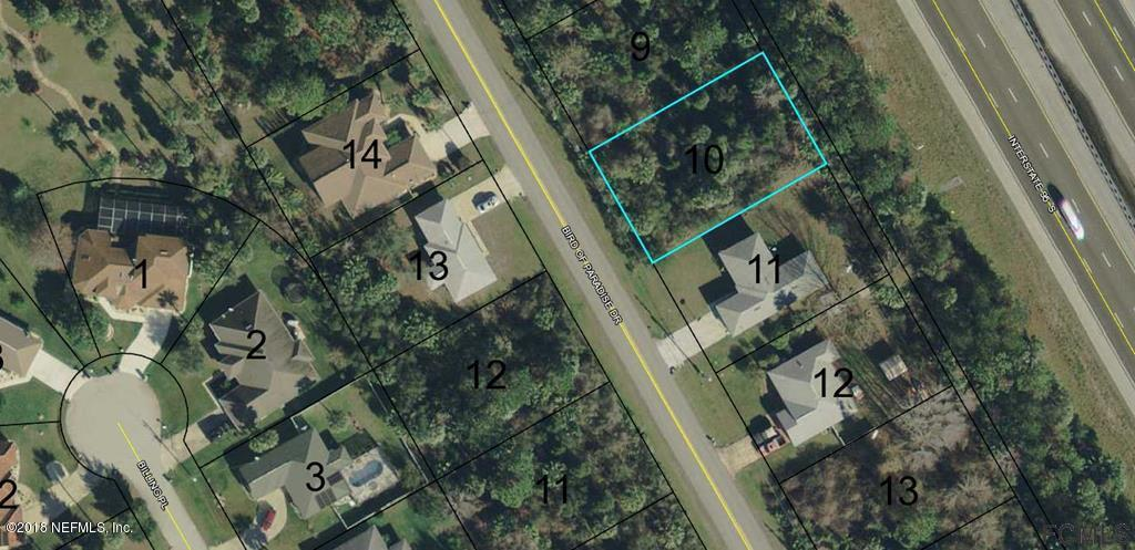 172 BIRD OF PARADISE, PALM COAST, FLORIDA 32137, ,Vacant land,For sale,BIRD OF PARADISE,959253