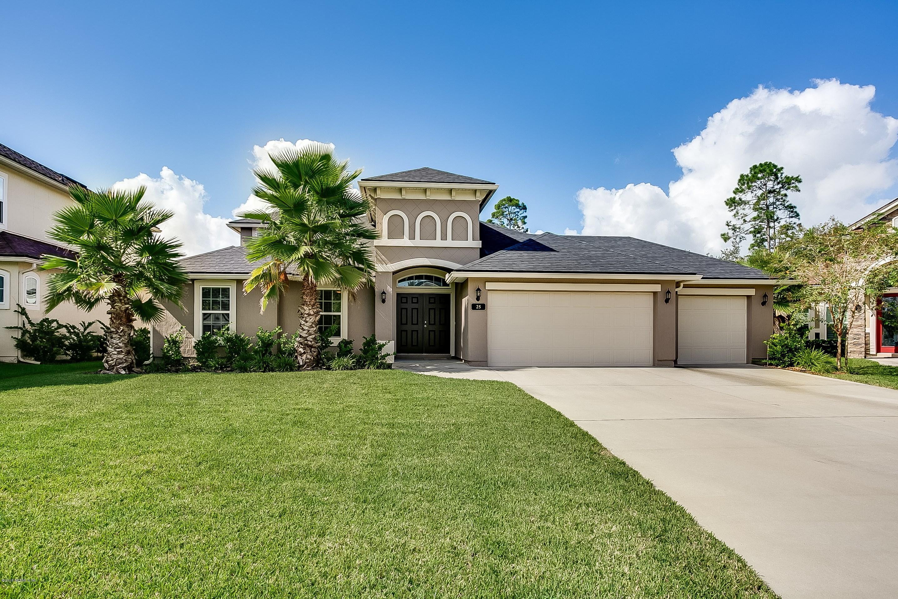 25 SUMMER SUN, ST AUGUSTINE, FLORIDA 32092, 6 Bedrooms Bedrooms, ,3 BathroomsBathrooms,Residential - single family,For sale,SUMMER SUN,959309