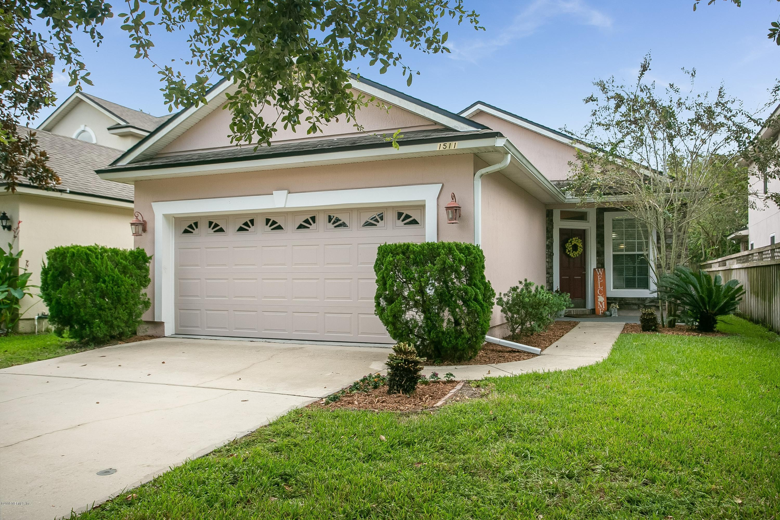 1511 TAWNY MARSH, ST AUGUSTINE, FLORIDA 32092, 3 Bedrooms Bedrooms, ,2 BathroomsBathrooms,Residential - single family,For sale,TAWNY MARSH,959380