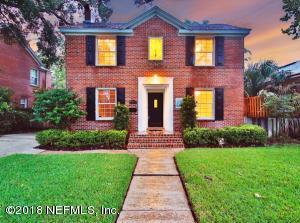 Photo of 1711 Belmonte Ave, Jacksonville, Fl 32207 - MLS# 954692