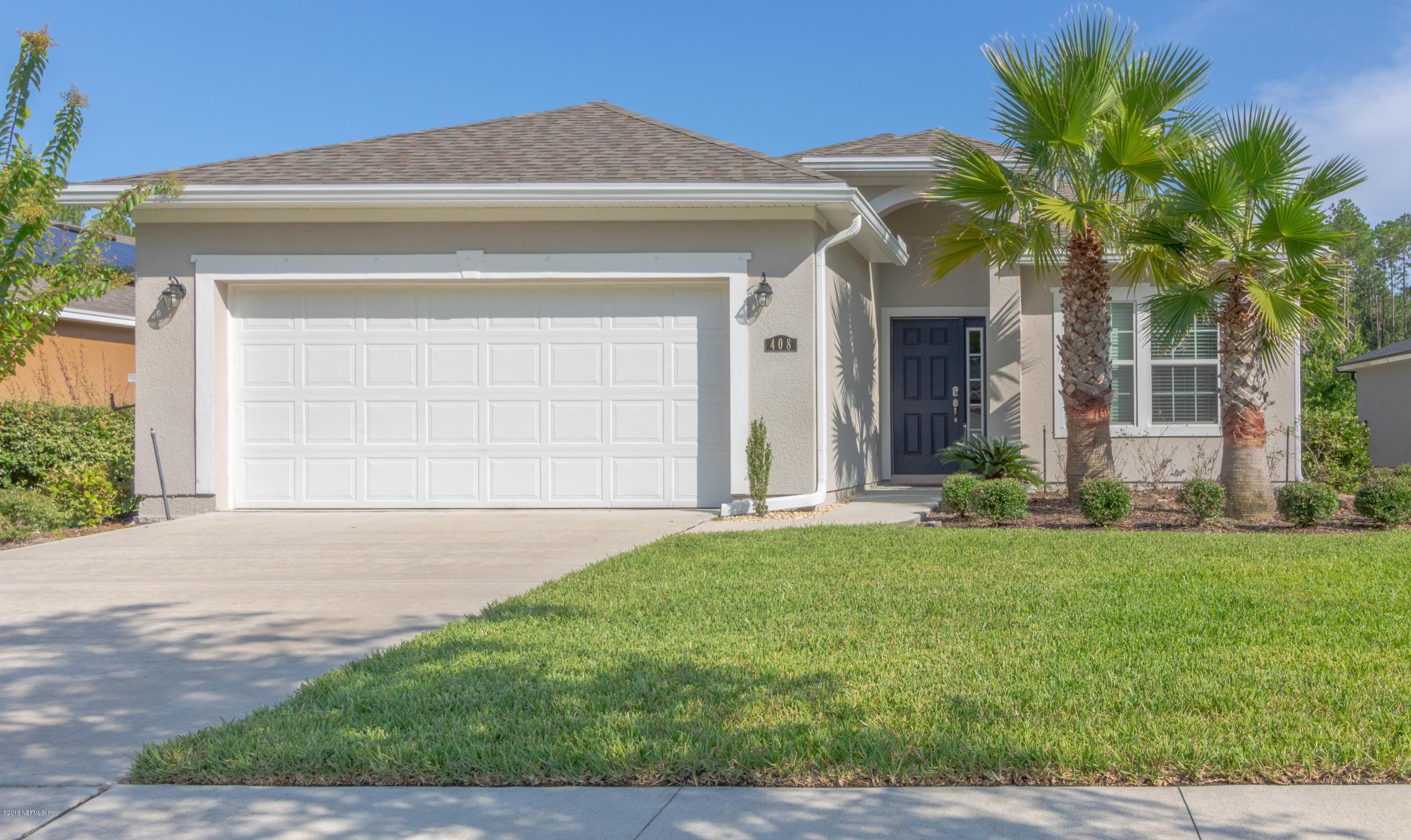 408 WAYFARE, PONTE VEDRA BEACH, FLORIDA 32081, 3 Bedrooms Bedrooms, ,2 BathroomsBathrooms,Residential - single family,For sale,WAYFARE,959885