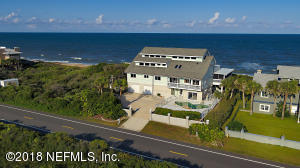HOME AT 2403 S. PONTE VEDRA BLVD OFFERED WITH 100' LOT AT 2401 S. PONTE VEDRA BLVD. FOR A TOTAL OF 200' OCEAN FRONTAGE.