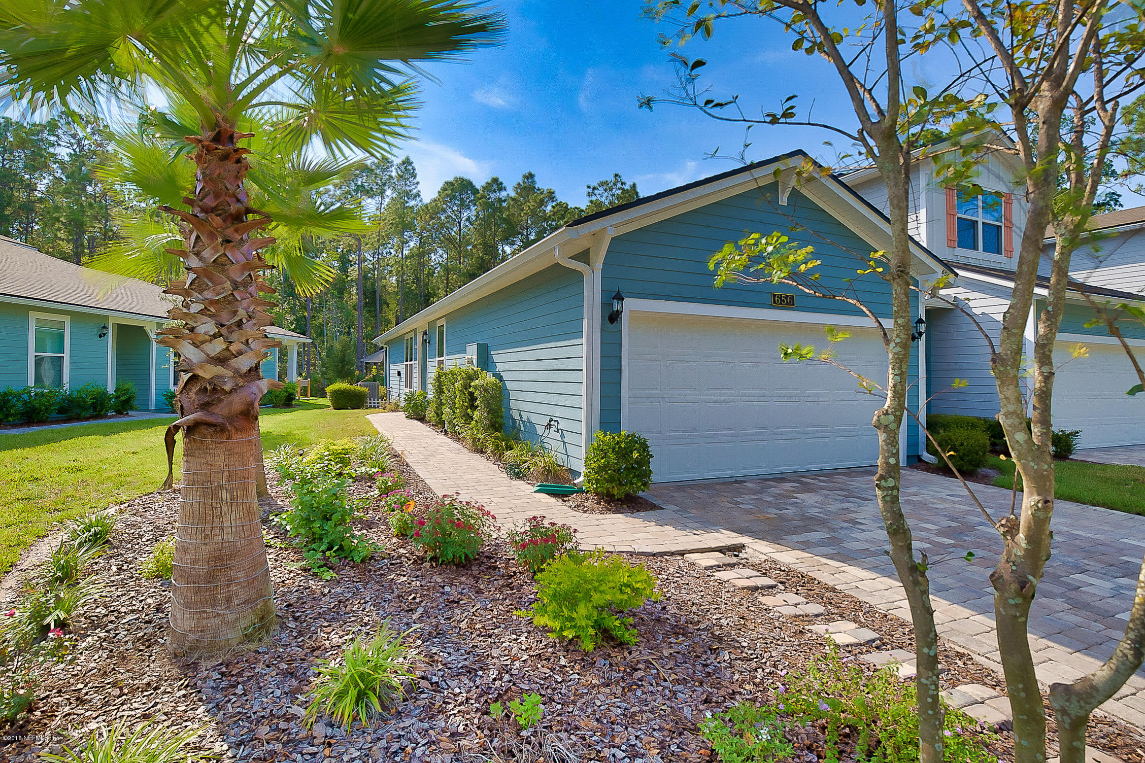 656 COCONUT PALM, PONTE VEDRA, FLORIDA 32081, 3 Bedrooms Bedrooms, ,2 BathroomsBathrooms,Residential - townhome,For sale,COCONUT PALM,960788