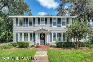 Avondale Property Photo of 1481 Belvedere Ave, Jacksonville, Fl 32205 - MLS# 958914
