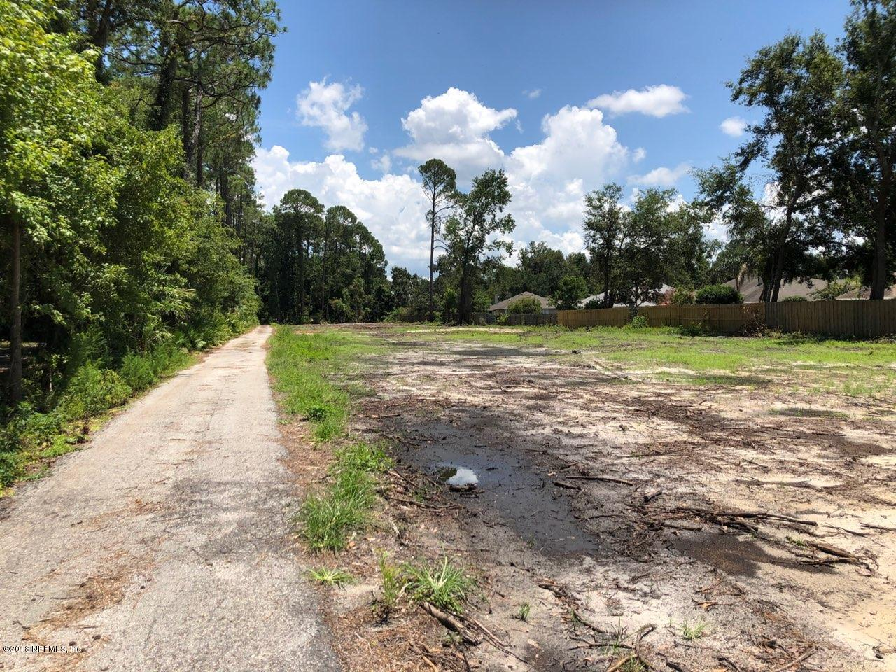 4853 RAGGEDY POINT, FLEMING ISLAND, FLORIDA 32003, ,Vacant land,For sale,RAGGEDY POINT,961928