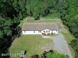 2387 Square Foot Double Wide on 1.1 Acres.