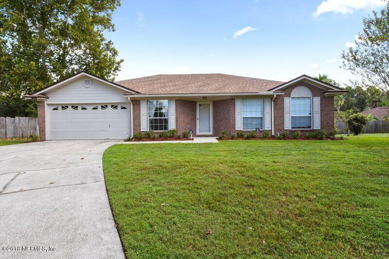 11867 HEATHER GROVE, JACKSONVILLE, FLORIDA 32223, 3 Bedrooms Bedrooms, ,2 BathroomsBathrooms,Residential - single family,For sale,HEATHER GROVE,956945