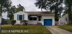 Photo of 1358 Macarthur St, Jacksonville, Fl 32205 - MLS# 960193