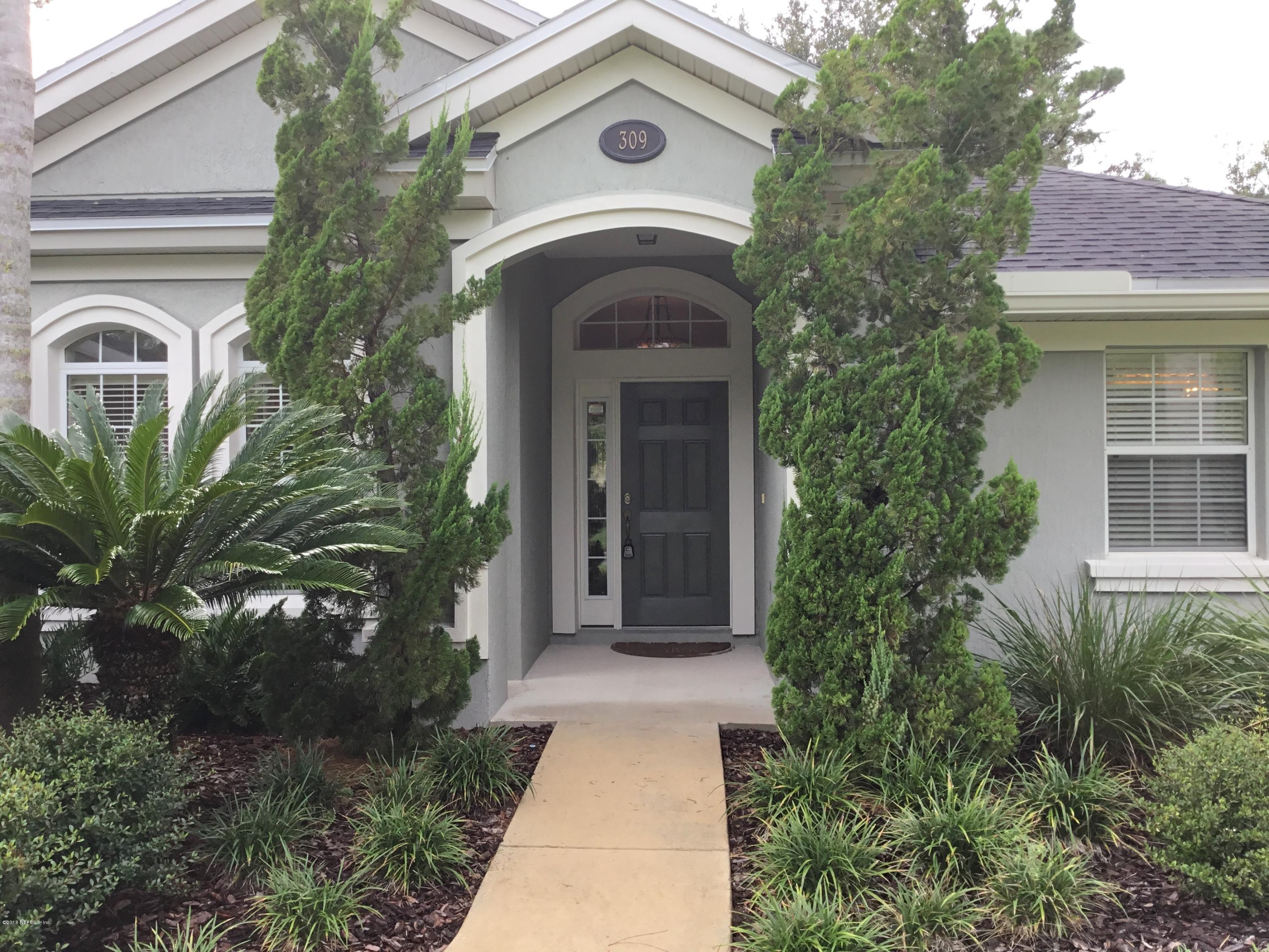 309 POINT PLEASANT, ST AUGUSTINE, FLORIDA 32086, 3 Bedrooms Bedrooms, ,3 BathroomsBathrooms,Residential - single family,For sale,POINT PLEASANT,906205