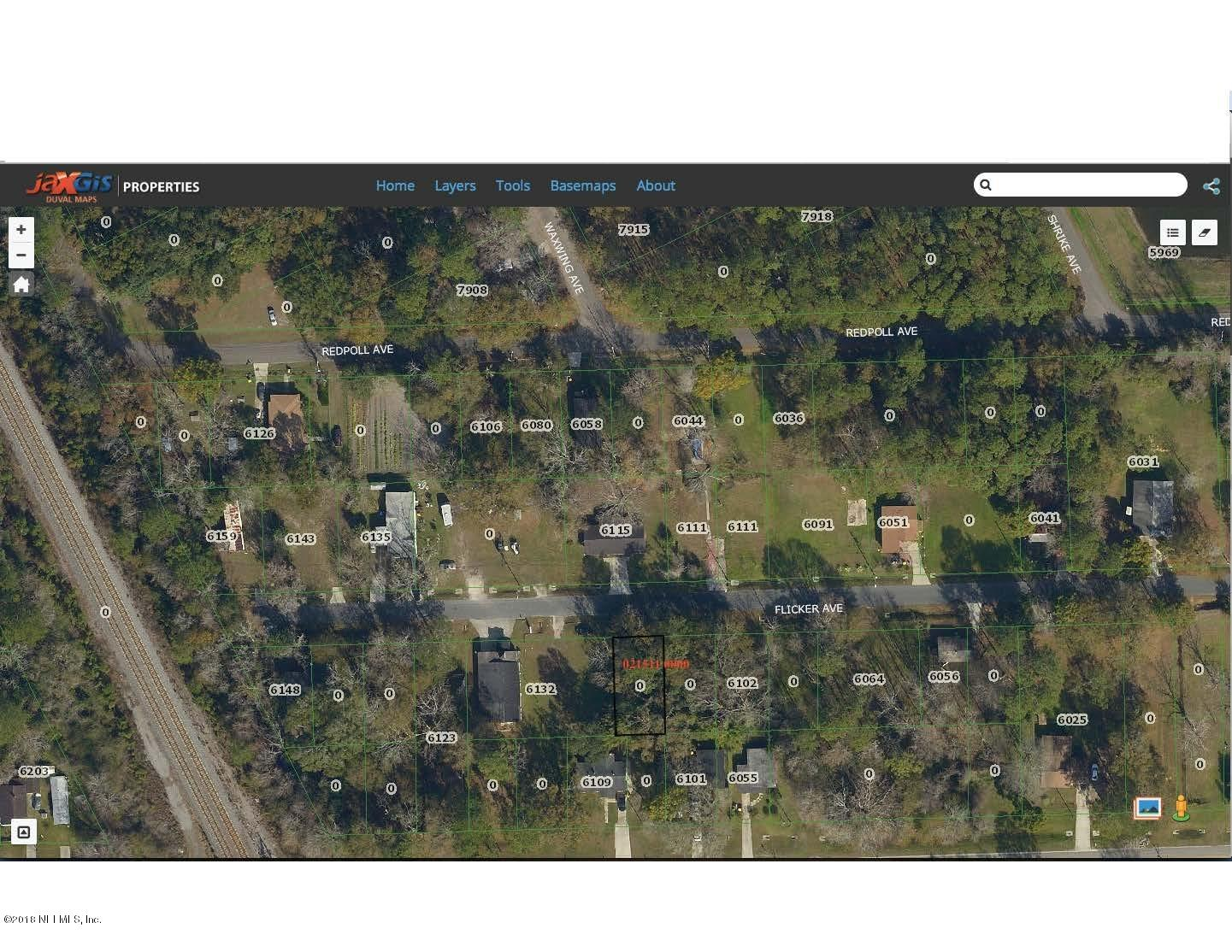 0 FLICKER, JACKSONVILLE, FLORIDA 32219, ,Vacant land,For sale,FLICKER,961790