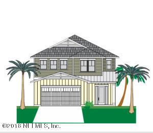 438 LOWER 8TH AVE S, JACKSONVILLE BEACH, FL 32250