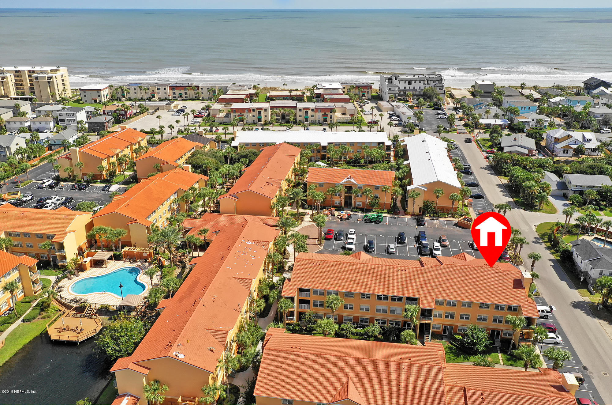 111 25TH, JACKSONVILLE BEACH, FLORIDA 32250, 2 Bedrooms Bedrooms, ,2 BathroomsBathrooms,Residential - condos/townhomes,For sale,25TH,961989