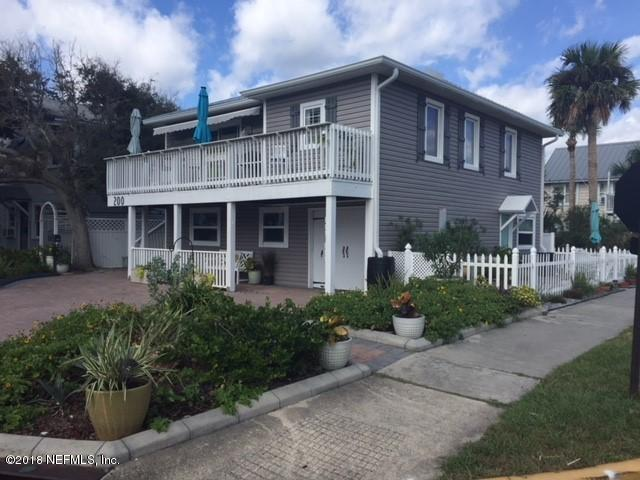 200 WALNUT, NEPTUNE BEACH, FLORIDA 32266, 3 Bedrooms Bedrooms, ,3 BathroomsBathrooms,Residential - single family,For sale,WALNUT,962376
