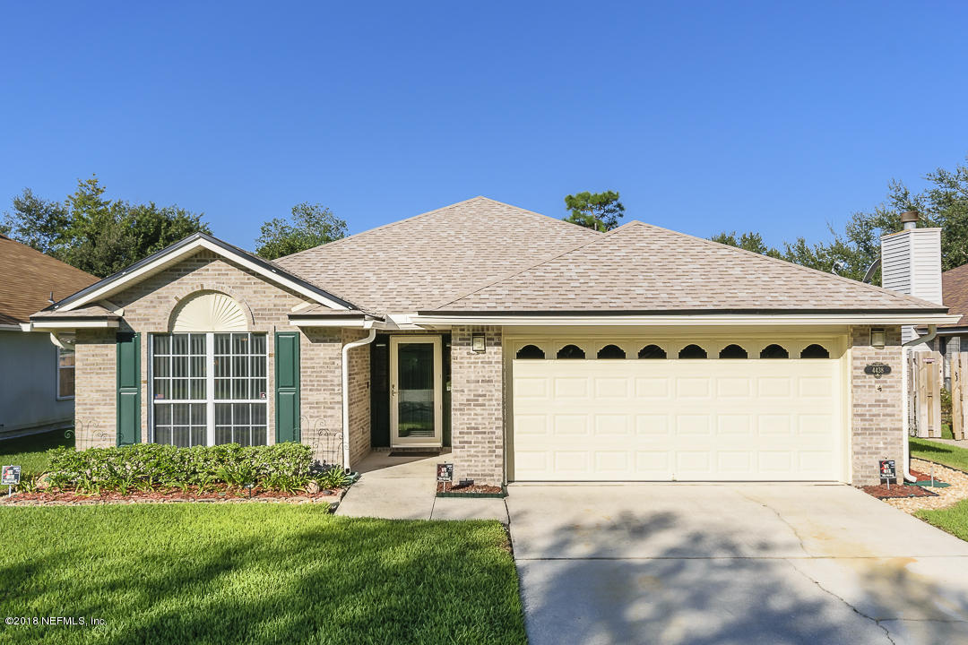 4438 AUTUMN RIVER, JACKSONVILLE, FLORIDA 32224, 3 Bedrooms Bedrooms, ,2 BathroomsBathrooms,Residential - single family,For sale,AUTUMN RIVER,965105