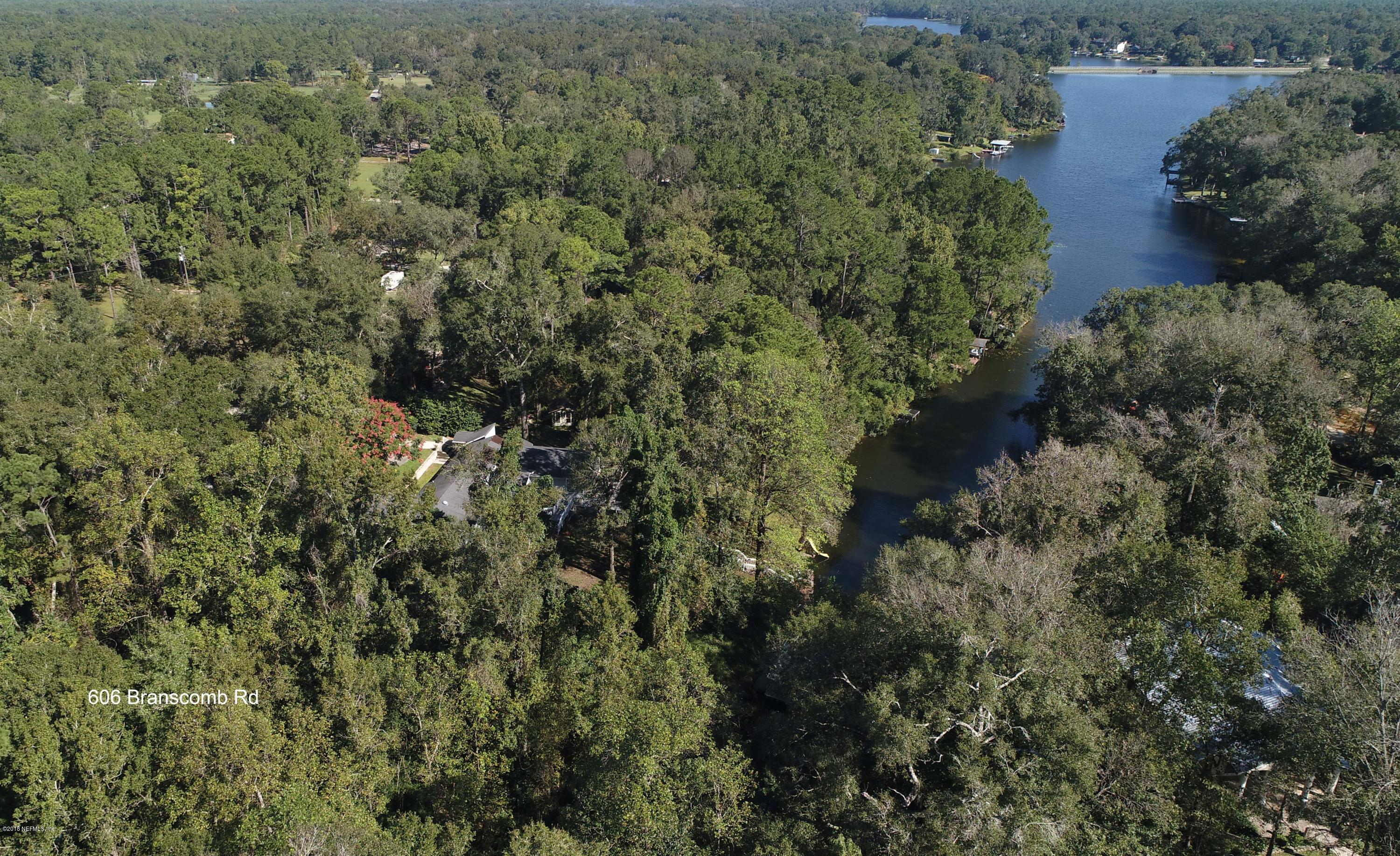 606 BRANSCOMB, GREEN COVE SPRINGS, FLORIDA 32043, ,Vacant land,For sale,BRANSCOMB,952330