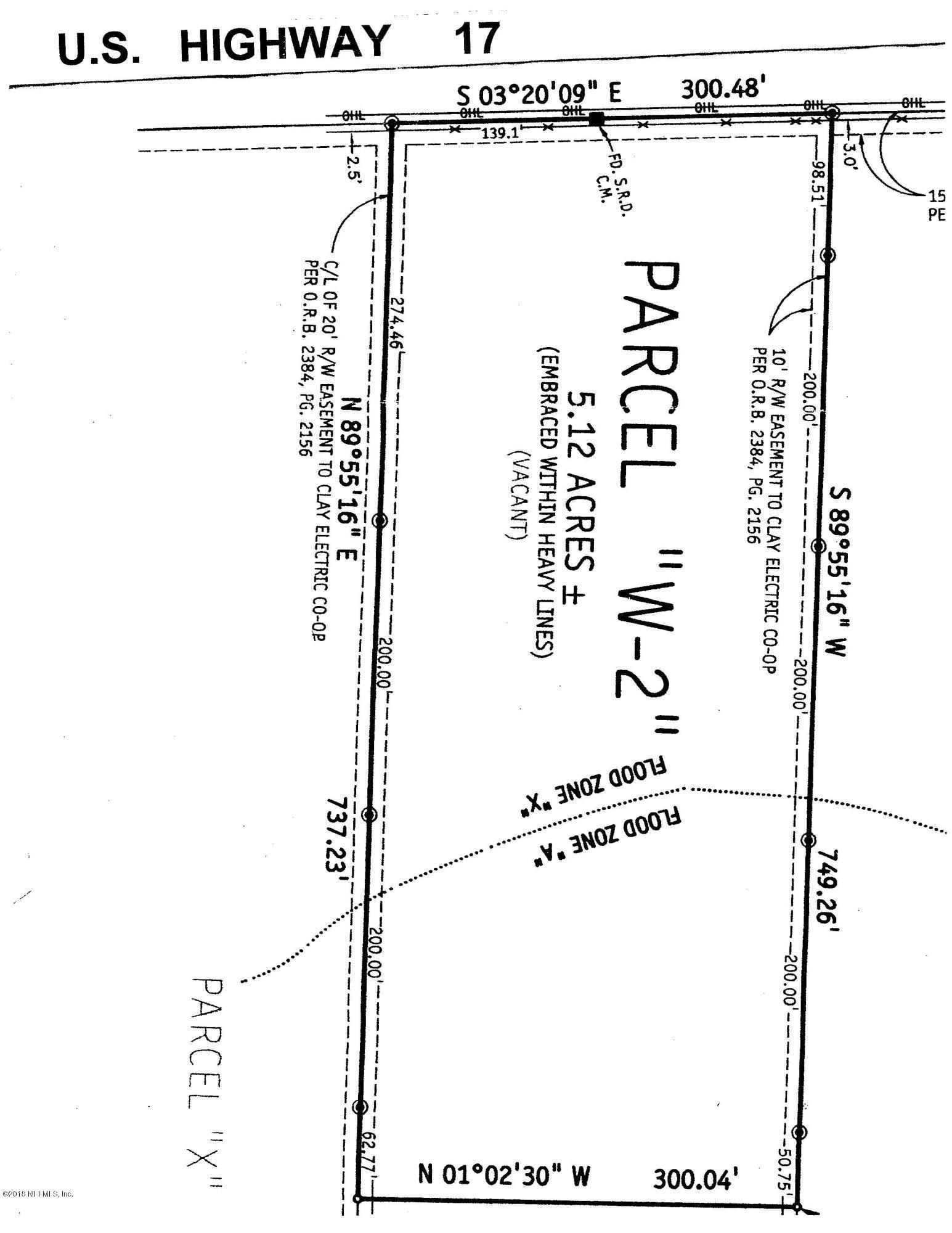 O U.s. Highway 17 South Green Cove Springs, FL 32043