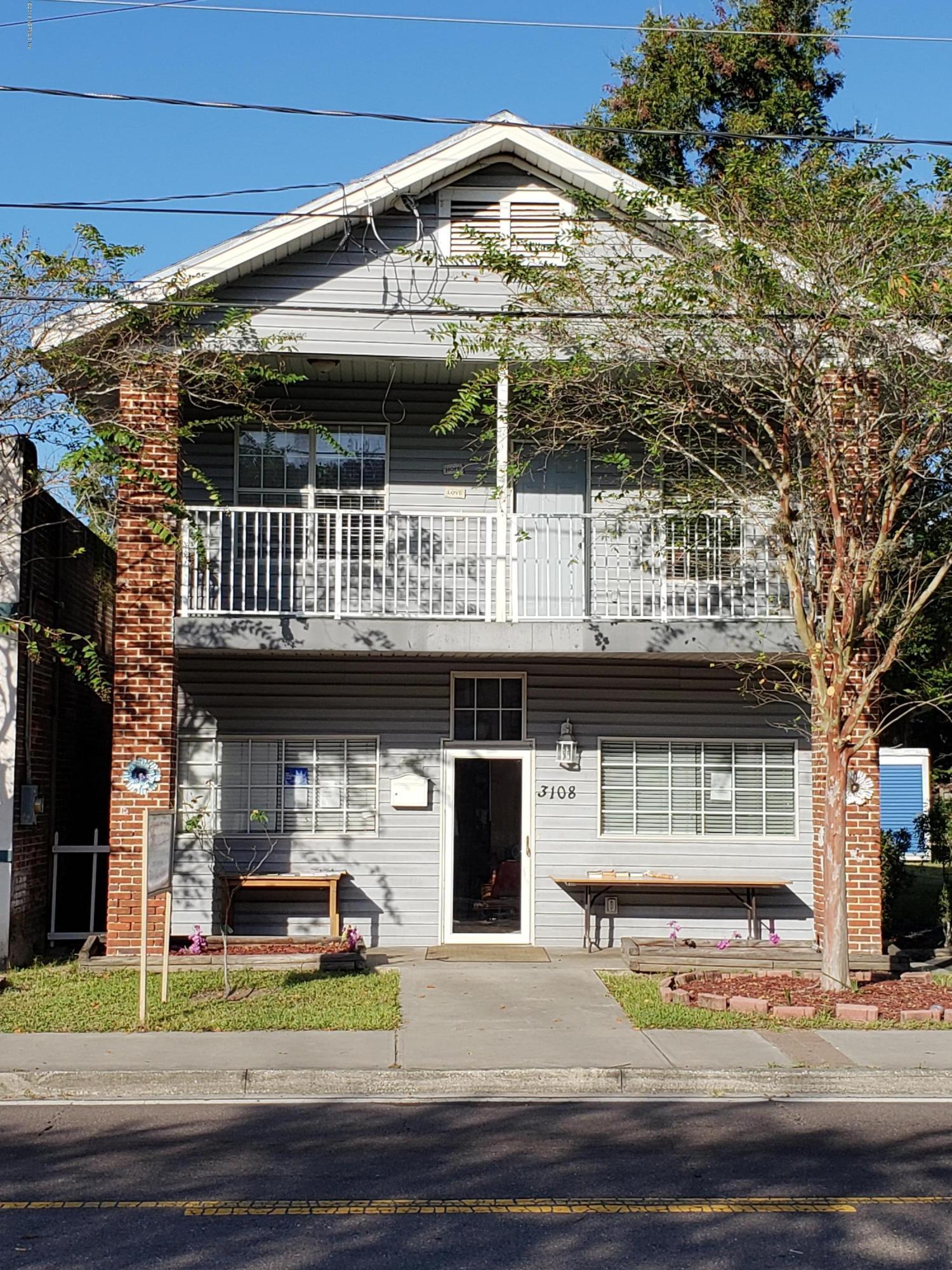 3108 MYRTLE, JACKSONVILLE, FLORIDA 32209, ,Commercial,For sale,MYRTLE,962885