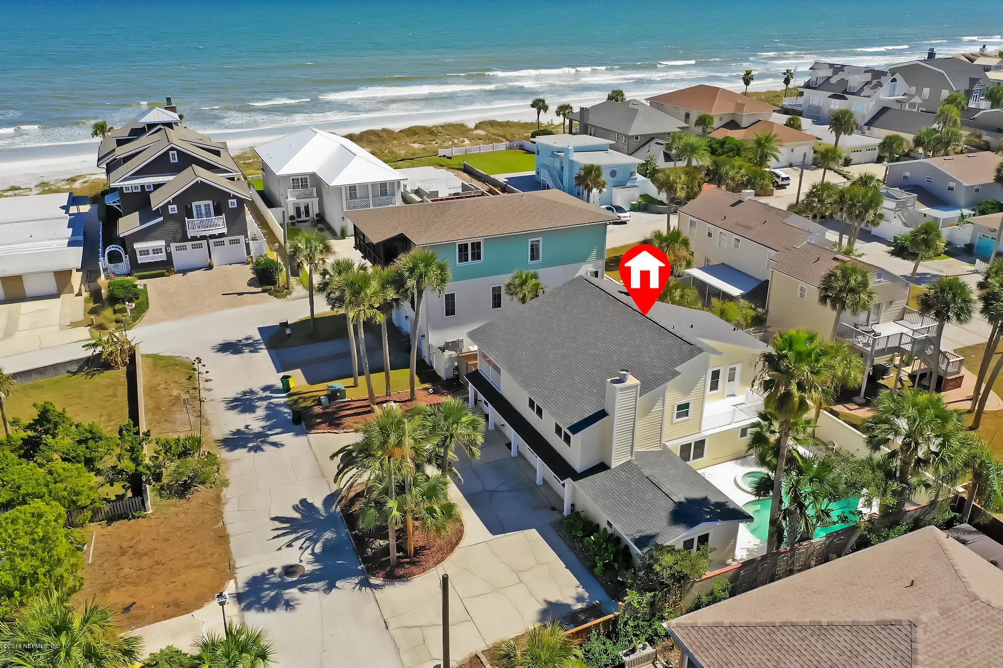 28 31ST, JACKSONVILLE BEACH, FLORIDA 32250, 3 Bedrooms Bedrooms, ,3 BathroomsBathrooms,Residential - single family,For sale,31ST,962949