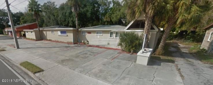 4124 BLANDING, JACKSONVILLE, FLORIDA 32210, ,Commercial,For sale,BLANDING,963054