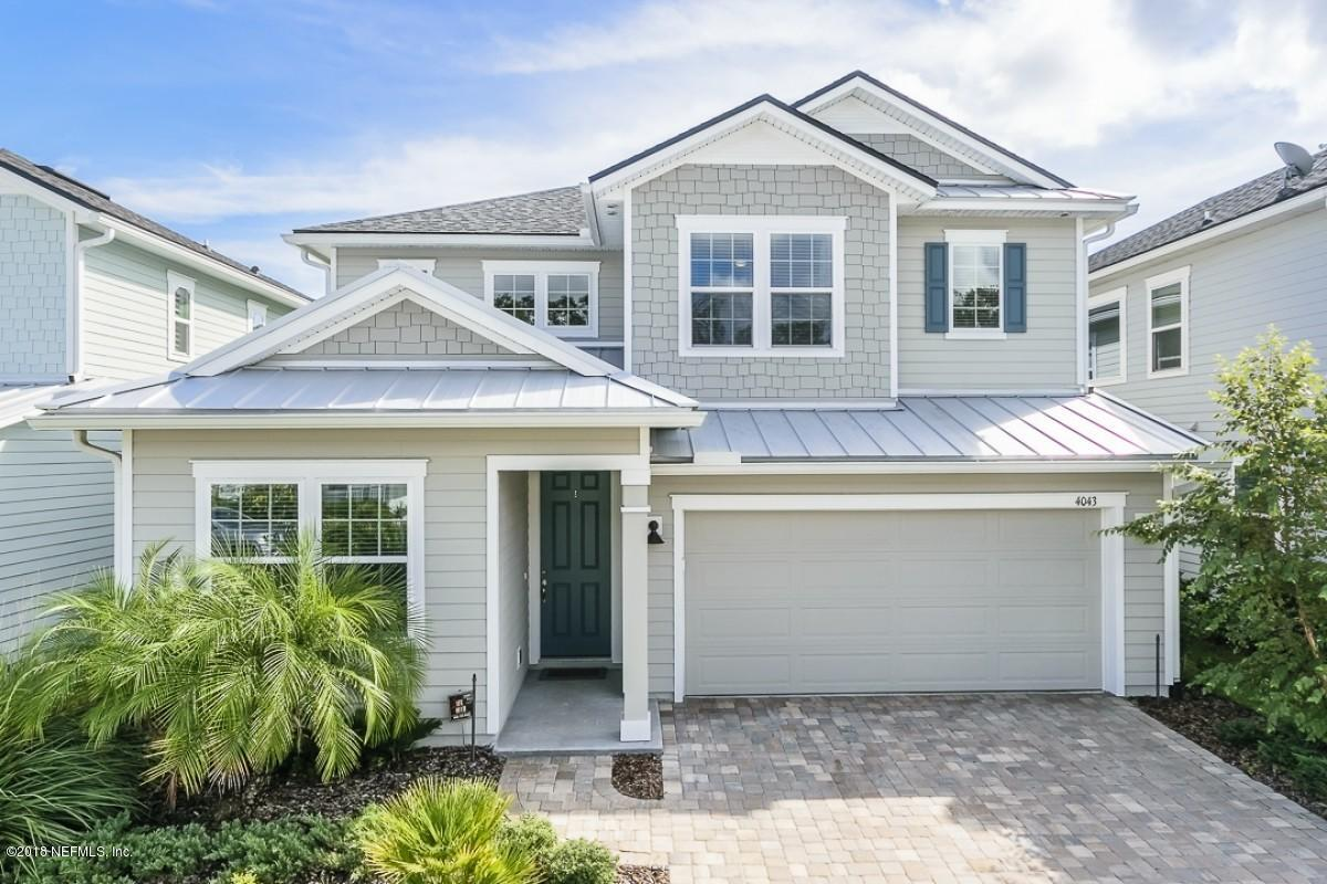 4043 GULFSTREAM, JACKSONVILLE BEACH, FLORIDA 32250, 3 Bedrooms Bedrooms, ,2 BathroomsBathrooms,Residential - single family,For sale,GULFSTREAM,963433
