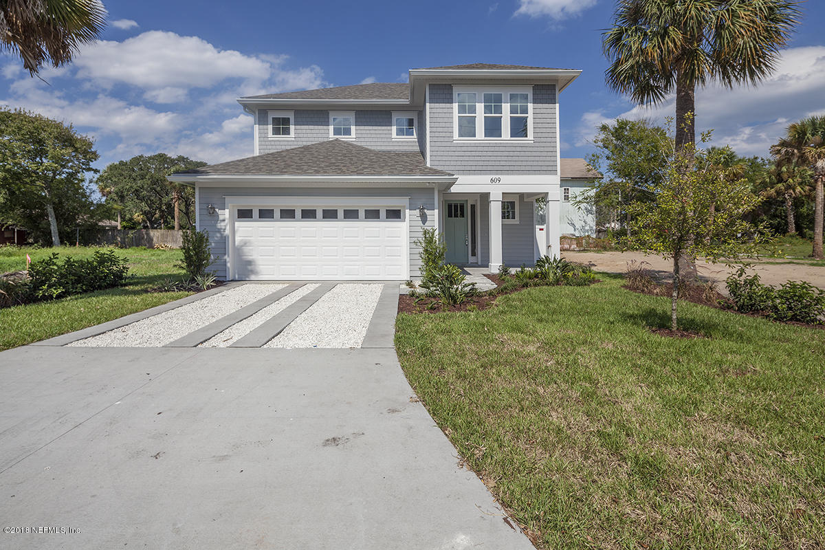 3916 POINCIANA, JACKSONVILLE BEACH, FLORIDA 32250, 4 Bedrooms Bedrooms, ,3 BathroomsBathrooms,Residential - single family,For sale,POINCIANA,963442