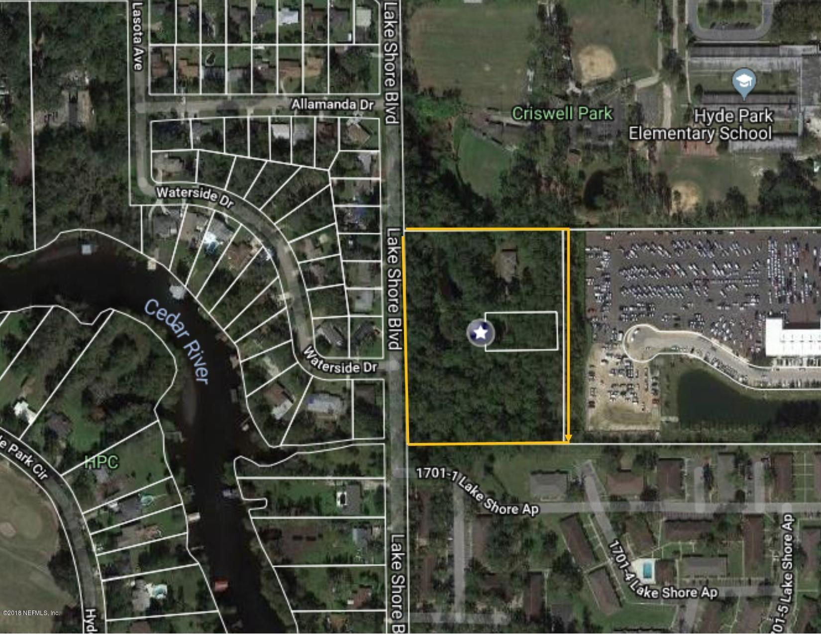 1615 Lake Shore, JACKSONVILLE, FLORIDA 32210, ,Commercial,For sale,Lake Shore,963590