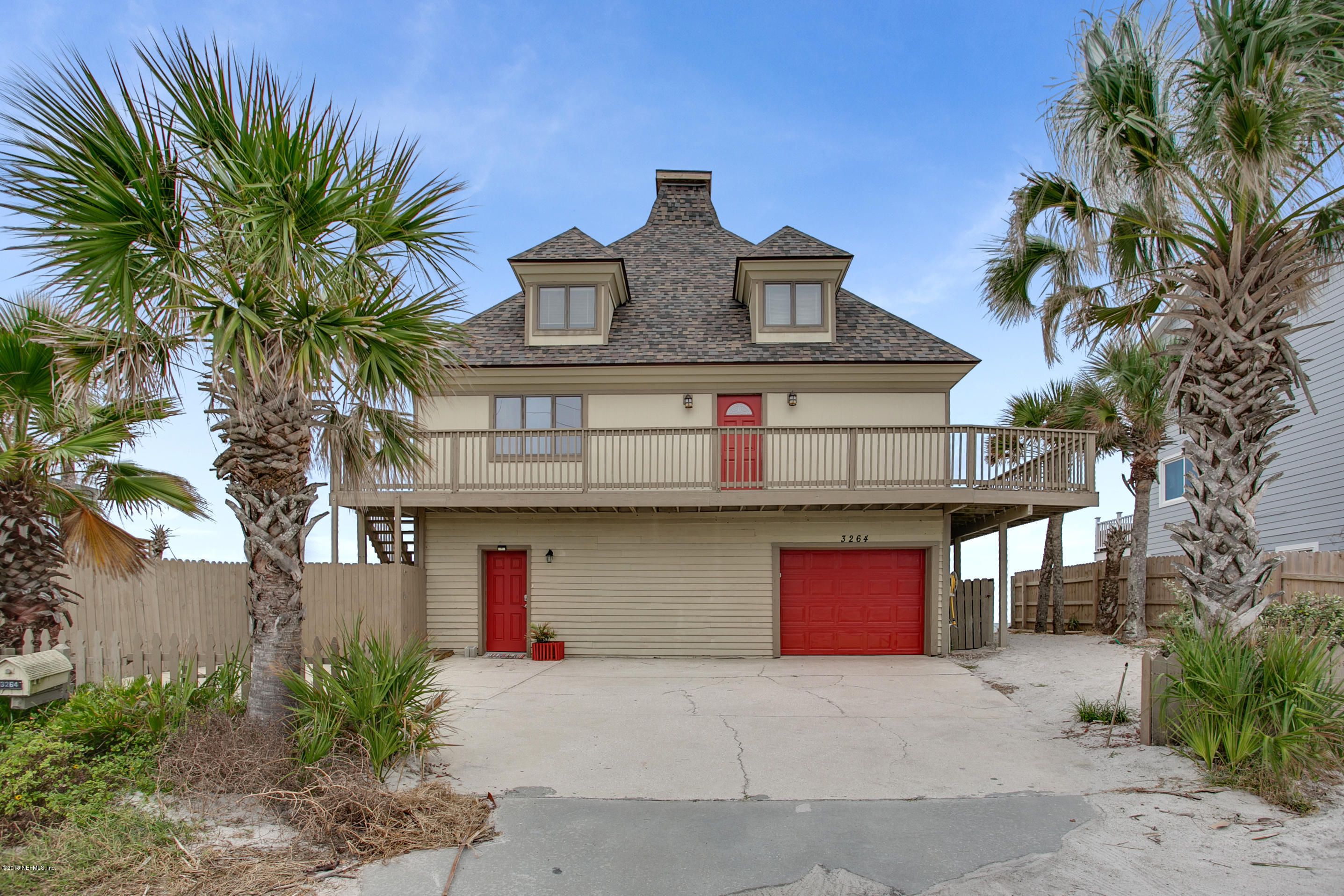 3264 COASTAL, ST AUGUSTINE, FLORIDA 32084, 3 Bedrooms Bedrooms, ,3 BathroomsBathrooms,Residential - single family,For sale,COASTAL,964122