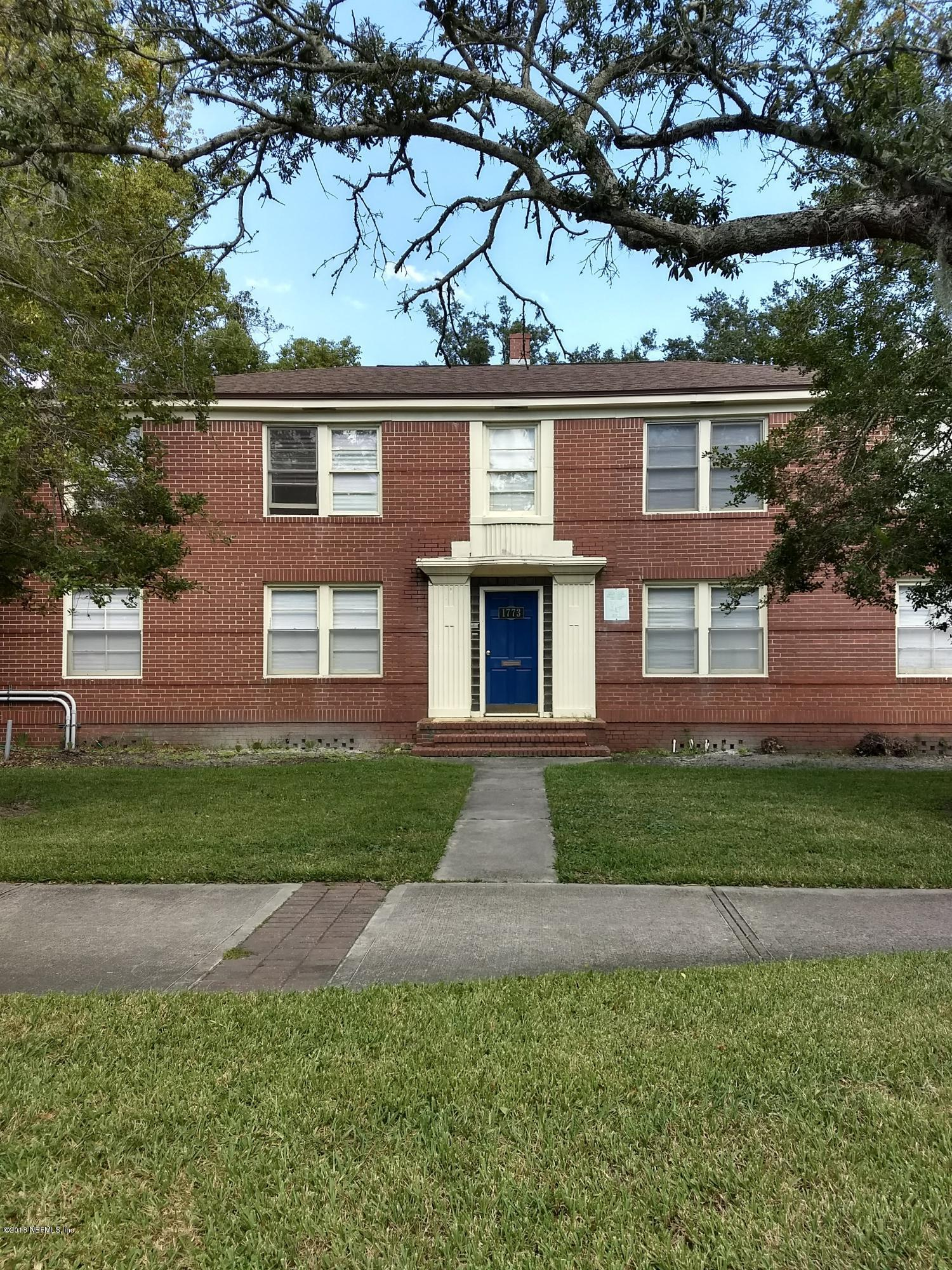 1773 SAN MARCO, JACKSONVILLE, FLORIDA 32207, 4 Bedrooms Bedrooms, ,4 BathroomsBathrooms,Commercial,For sale,SAN MARCO,964101