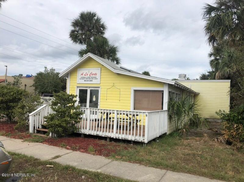 331 1ST, JACKSONVILLE BEACH, FLORIDA 32250, ,Commercial,For sale,1ST,964321
