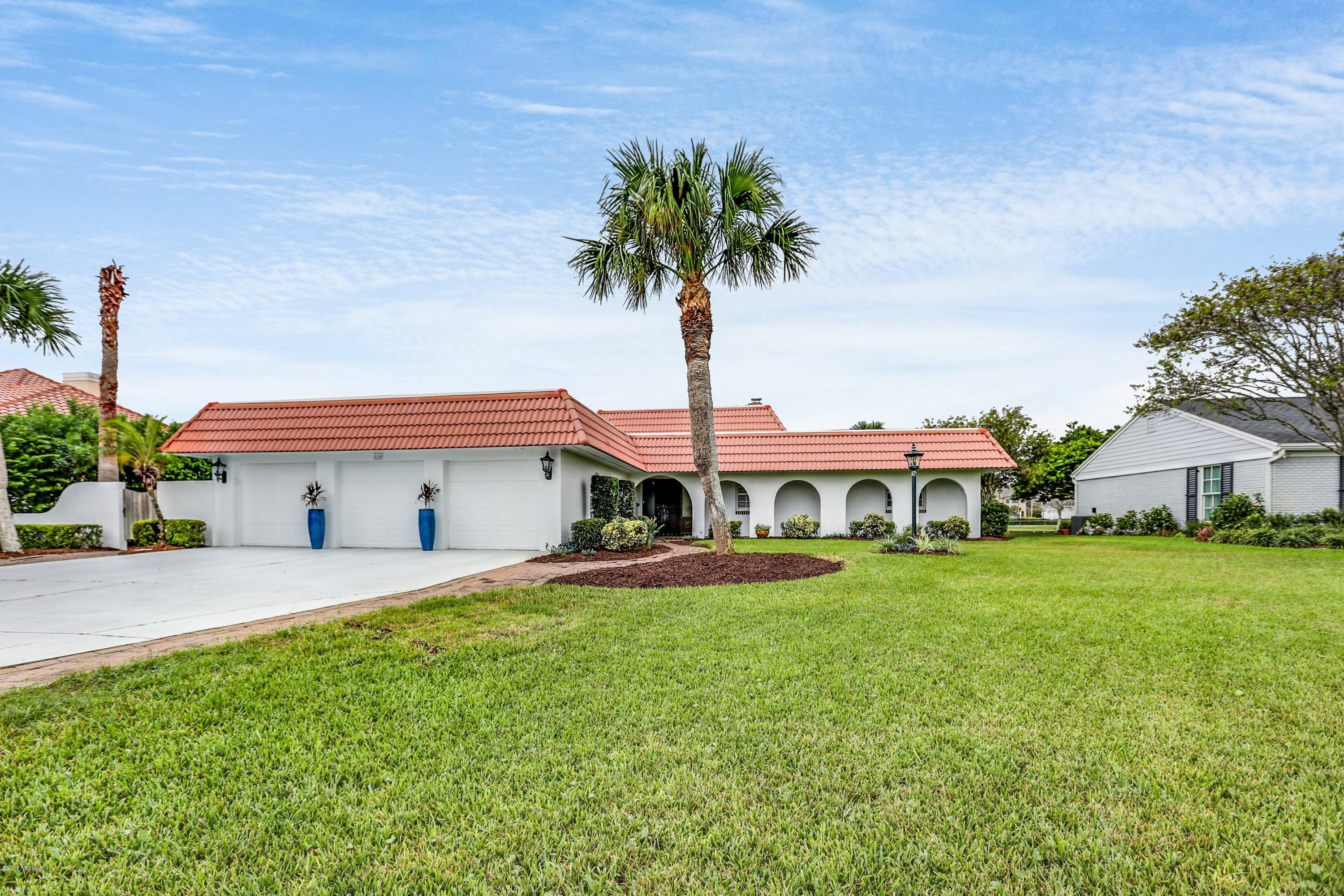 530 RUTILE, PONTE VEDRA BEACH, FLORIDA 32082, 4 Bedrooms Bedrooms, ,3 BathroomsBathrooms,Residential - single family,For sale,RUTILE,964779