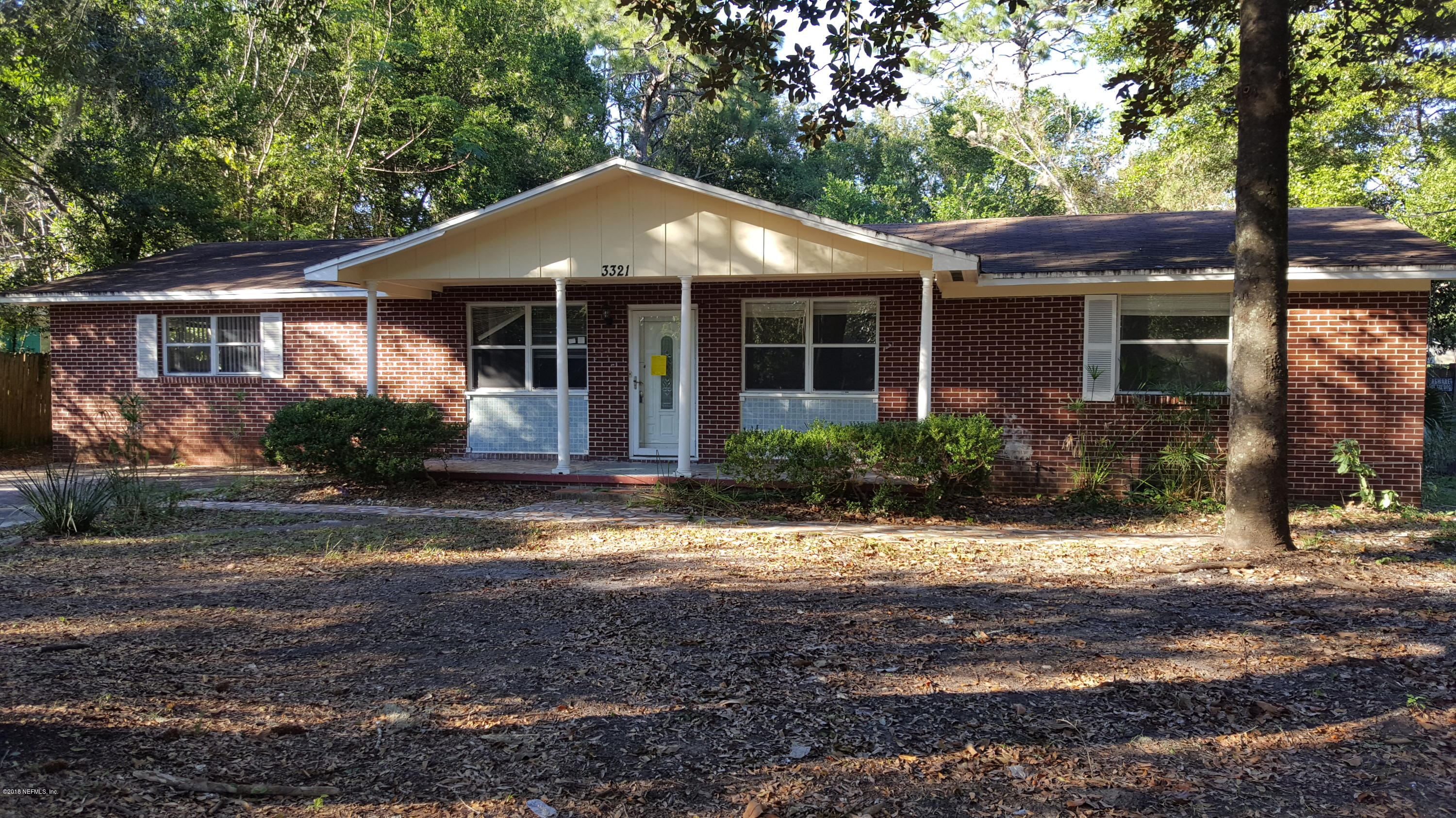 3321 HICKORYNUT, JACKSONVILLE, FLORIDA 32208, 4 Bedrooms Bedrooms, ,2 BathroomsBathrooms,Residential - single family,For sale,HICKORYNUT,964566