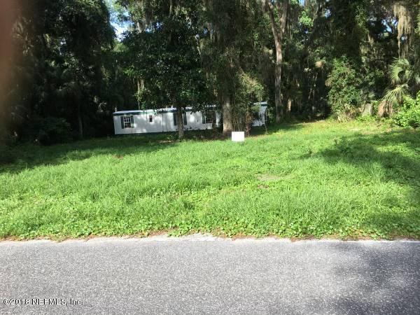 144 GEORGETOWN POINT, GEORGETOWN, FLORIDA 32139, ,Vacant land,For sale,GEORGETOWN POINT,964614