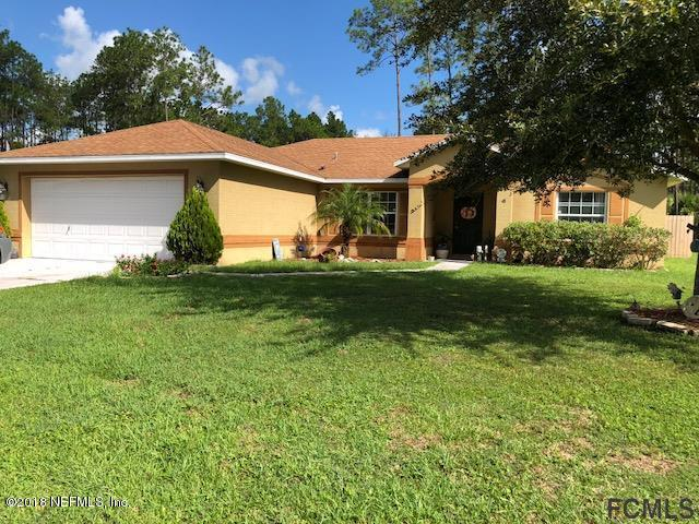 48 RED MILL, PALM COAST, FLORIDA 32164, 3 Bedrooms Bedrooms, ,2 BathroomsBathrooms,Residential - single family,For sale,RED MILL,964629