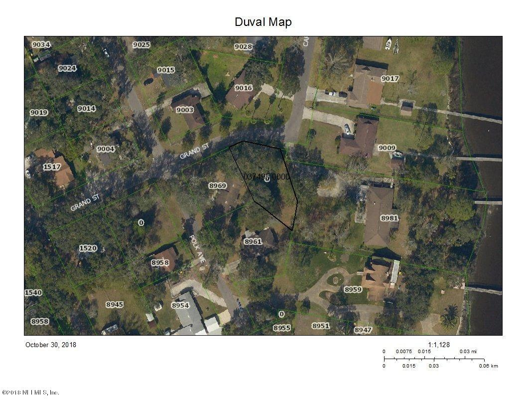 0 GRAND, JACKSONVILLE, FLORIDA 32208, ,Vacant land,For sale,GRAND,964724