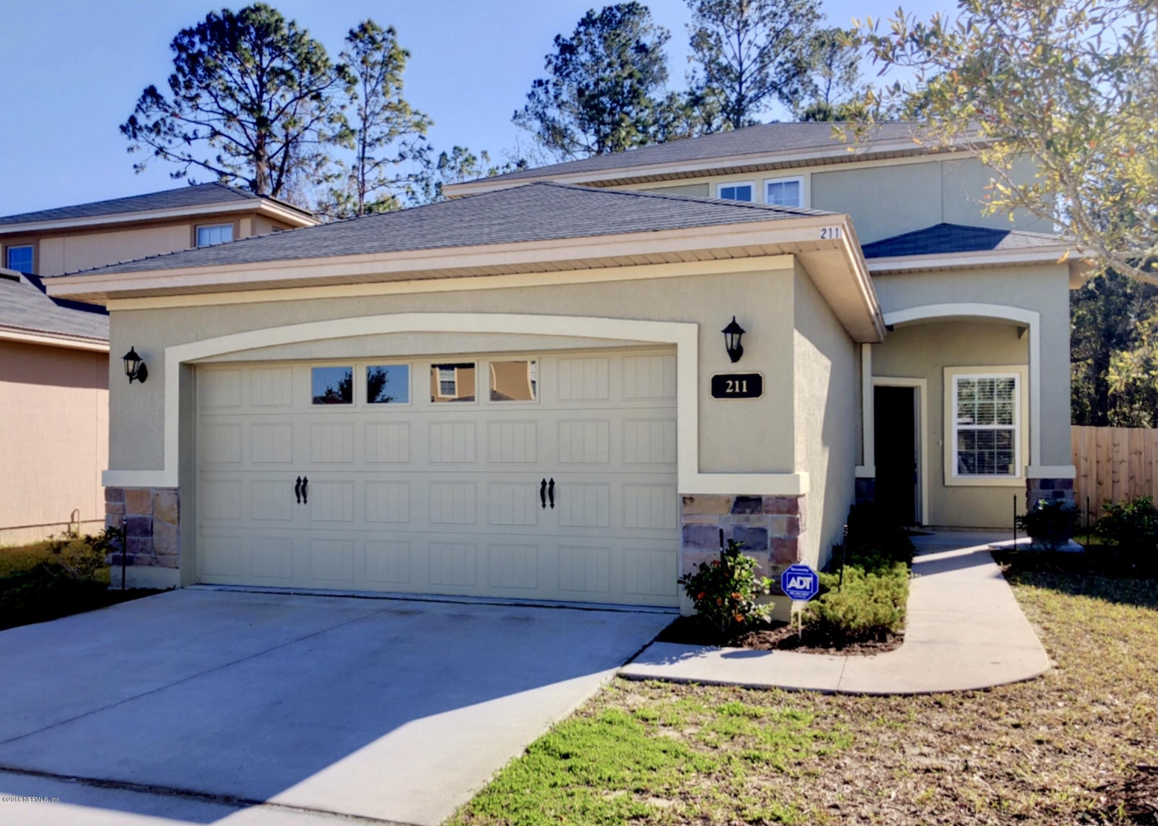 211 BUCK RUN, ST AUGUSTINE, FLORIDA 32092, 3 Bedrooms Bedrooms, ,2 BathroomsBathrooms,Residential - single family,For sale,BUCK RUN,964714