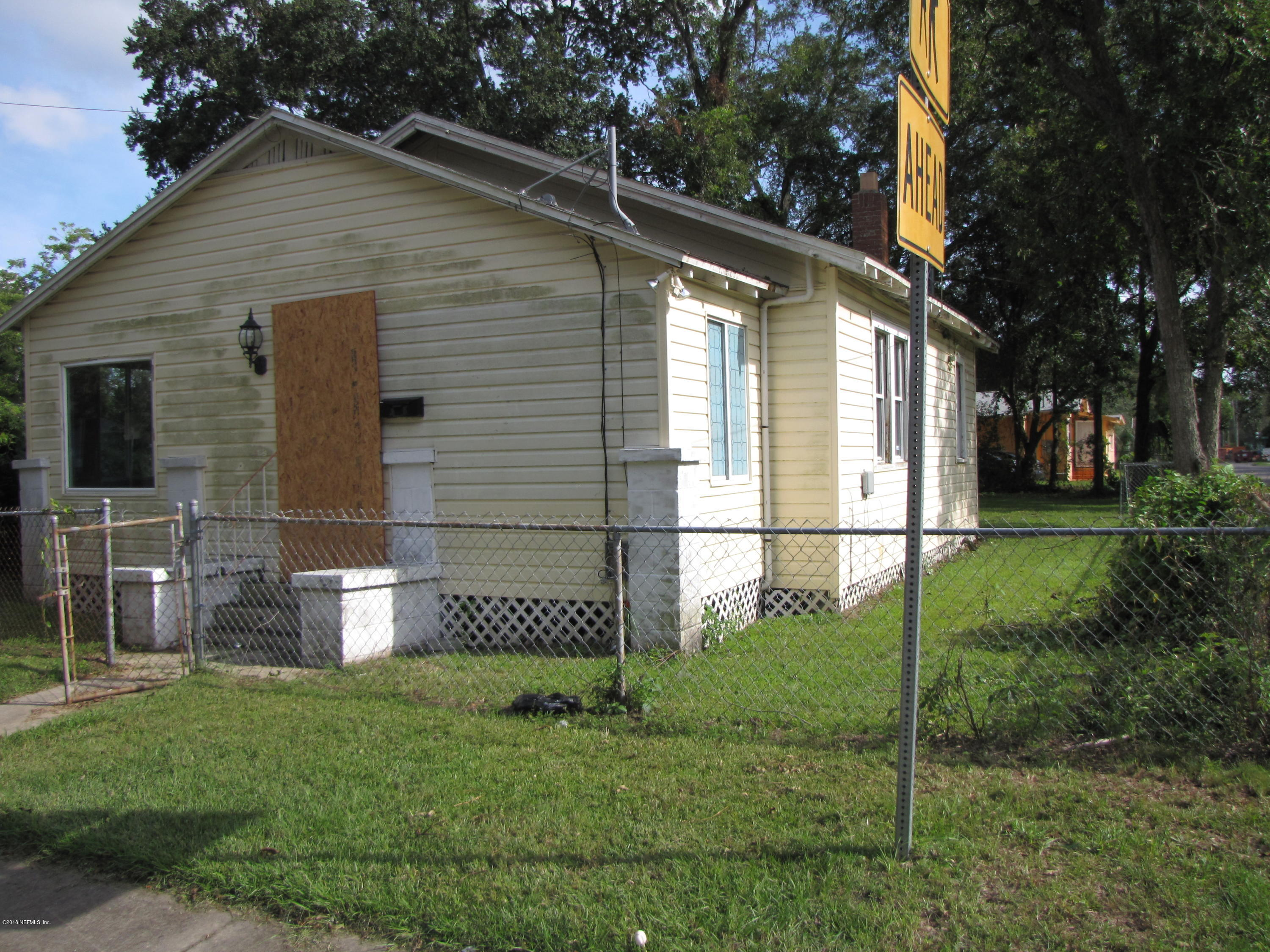 1988 16TH, JACKSONVILLE, FLORIDA 32209, 3 Bedrooms Bedrooms, ,2 BathroomsBathrooms,Residential - single family,For sale,16TH,964735