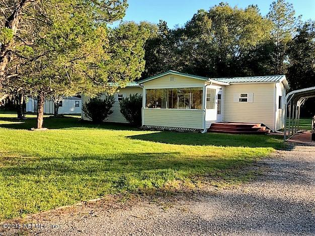 6802 204TH, STARKE, FLORIDA 32091, 2 Bedrooms Bedrooms, ,1 BathroomBathrooms,Residential - mobile home,For sale,204TH,964745