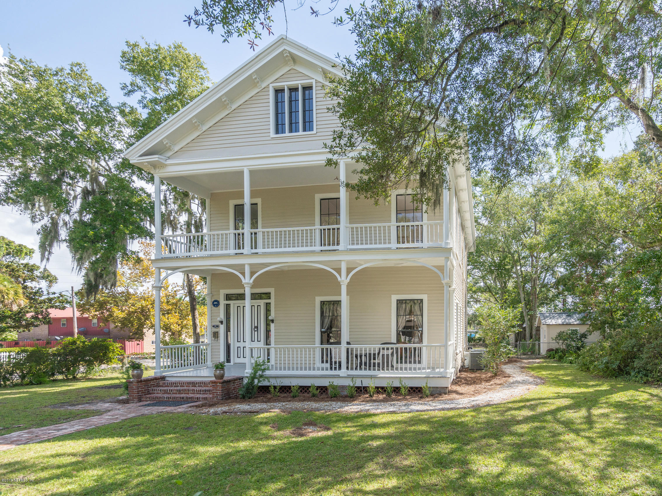102 10TH, FERNANDINA BEACH, FLORIDA 32034, 4 Bedrooms Bedrooms, ,3 BathroomsBathrooms,Residential - single family,For sale,10TH,964767