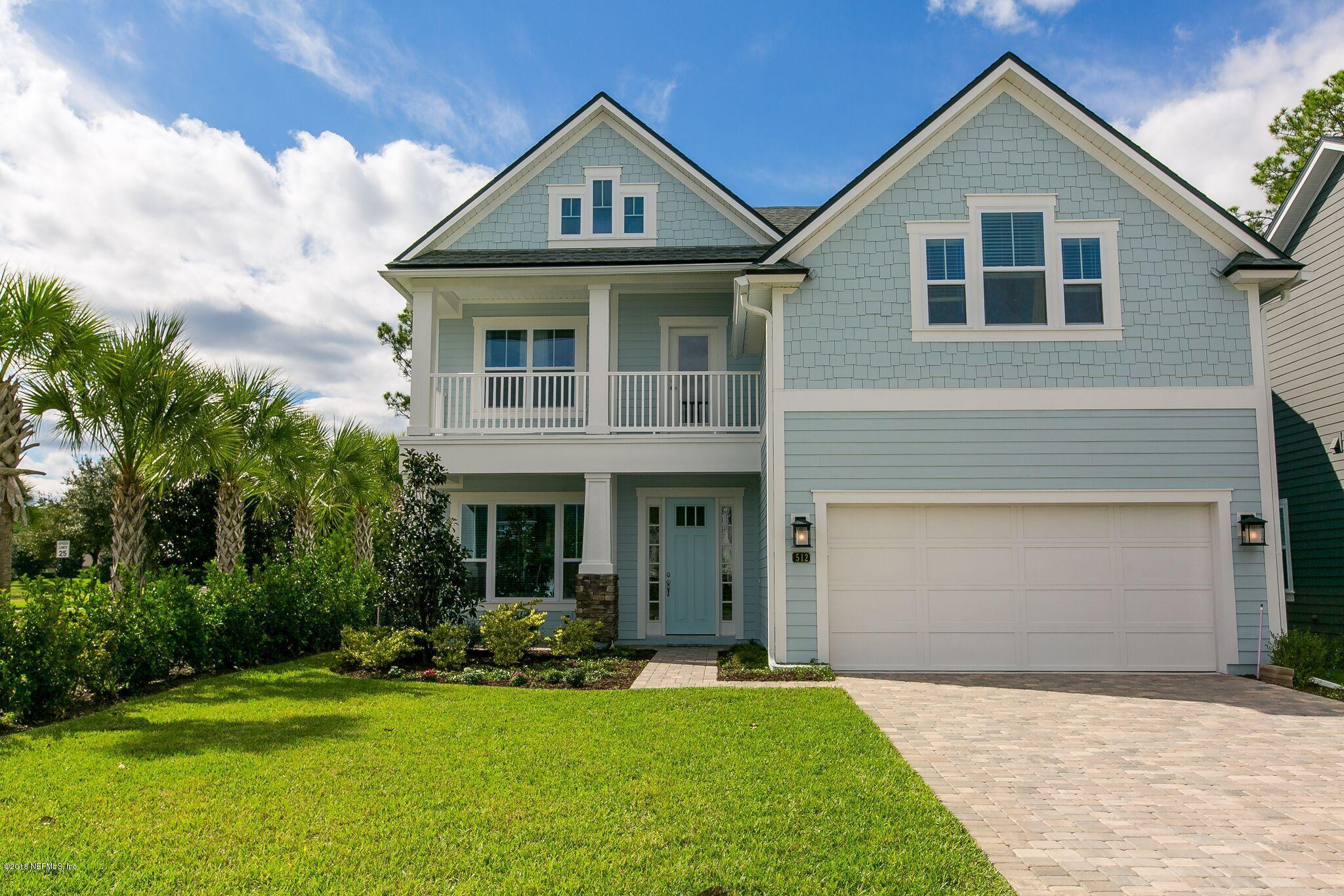 512 PELICAN POINTE, PONTE VEDRA BEACH, FLORIDA 32081, 4 Bedrooms Bedrooms, ,2 BathroomsBathrooms,Residential - single family,For sale,PELICAN POINTE,964955