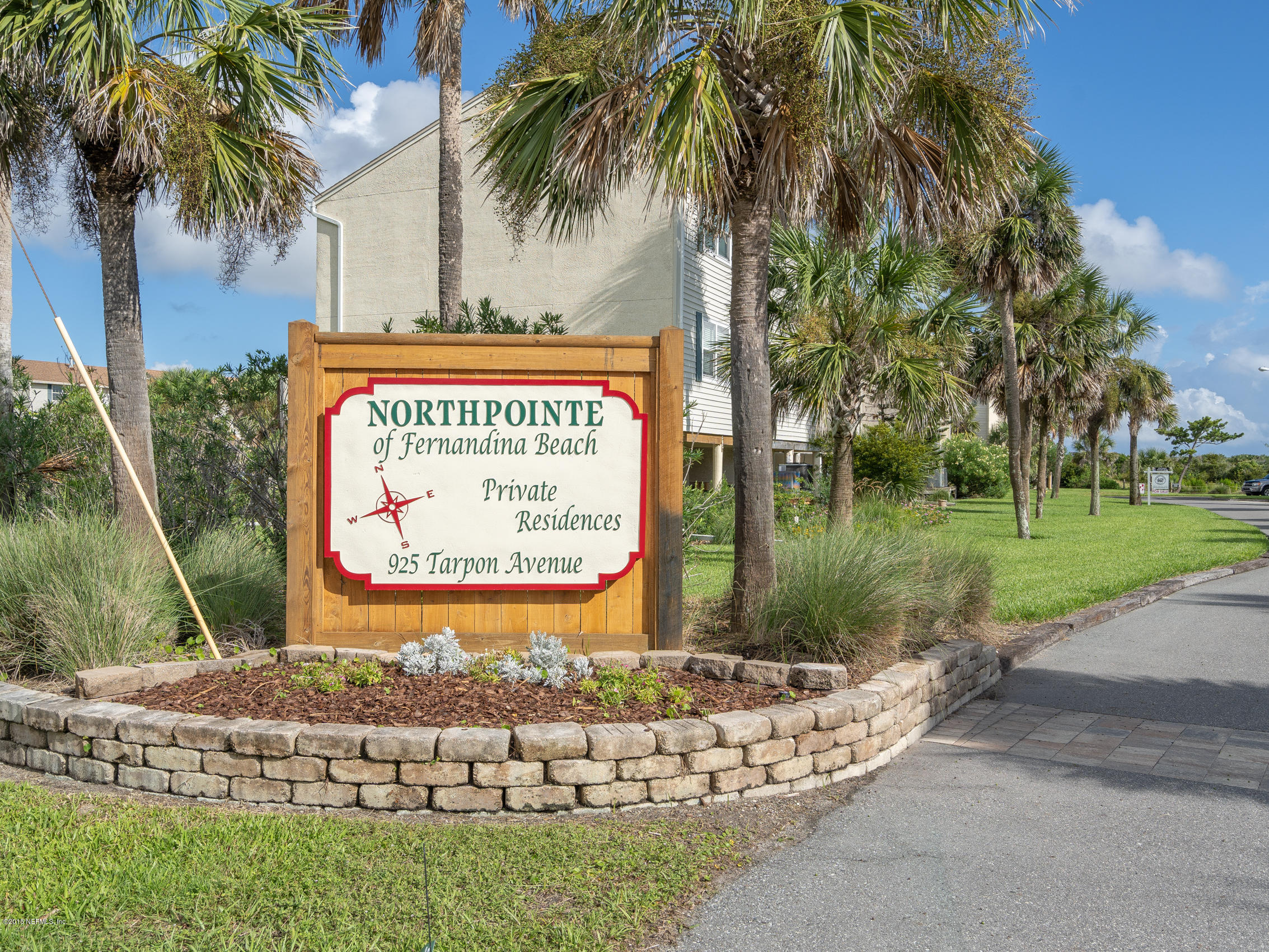 925 TARPON, FERNANDINA BEACH, FLORIDA 32034, 2 Bedrooms Bedrooms, ,2 BathroomsBathrooms,Residential - townhome,For sale,TARPON,964801