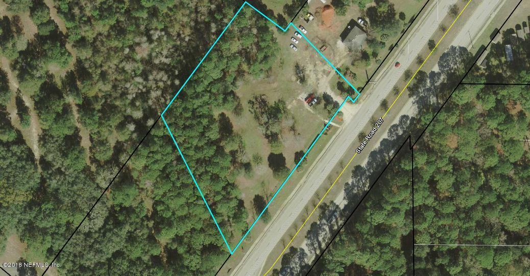 1425 STATE RD 207, ST AUGUSTINE, FLORIDA 32086, ,Vacant land,For sale,STATE RD 207,964829