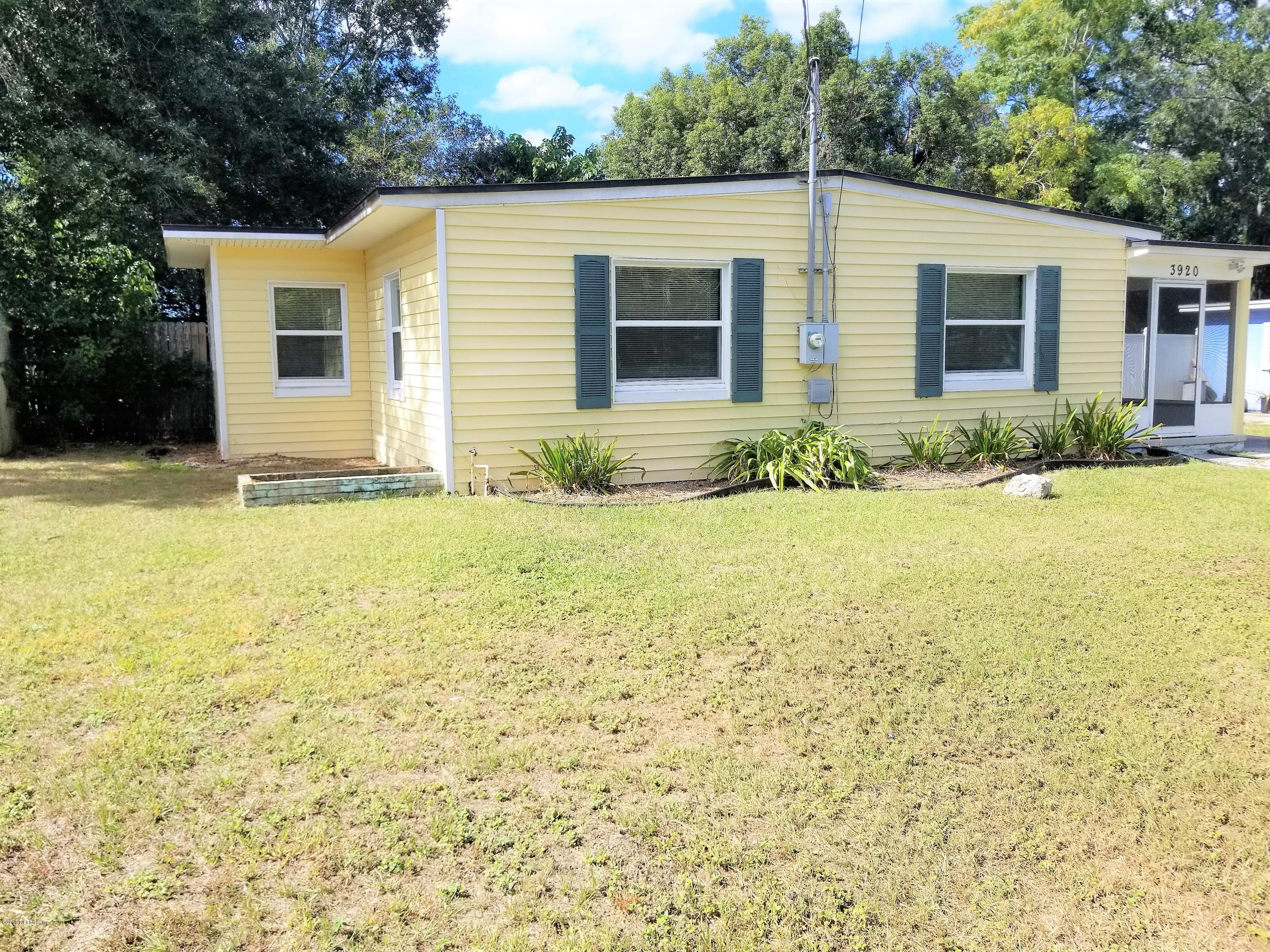 3920 RUBY, JACKSONVILLE, FLORIDA 32246, 2 Bedrooms Bedrooms, ,1 BathroomBathrooms,Residential - single family,For sale,RUBY,964852