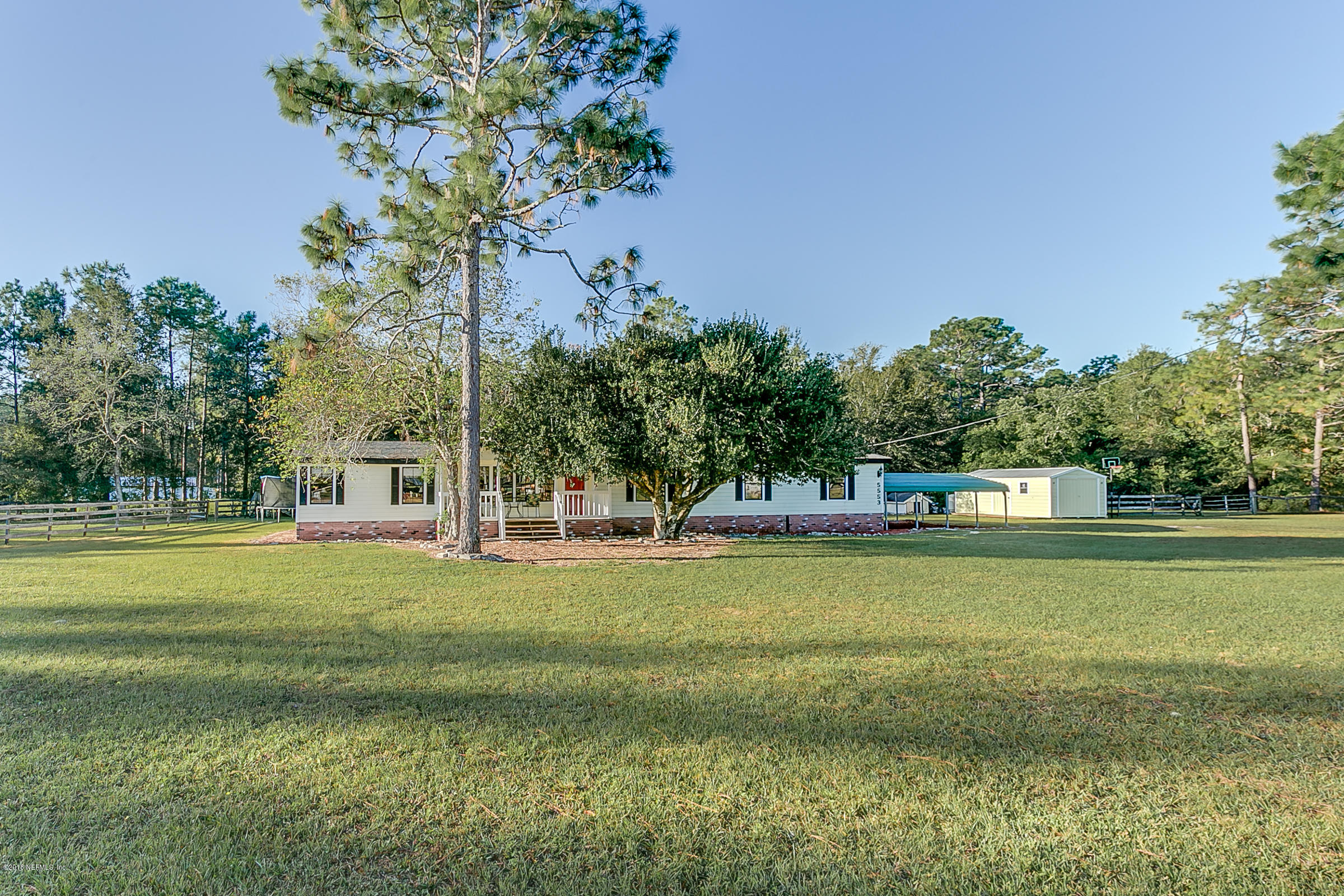 5553 CANVASBACK, MIDDLEBURG, FLORIDA 32068, 3 Bedrooms Bedrooms, ,2 BathroomsBathrooms,Residential - mobile home,For sale,CANVASBACK,964899