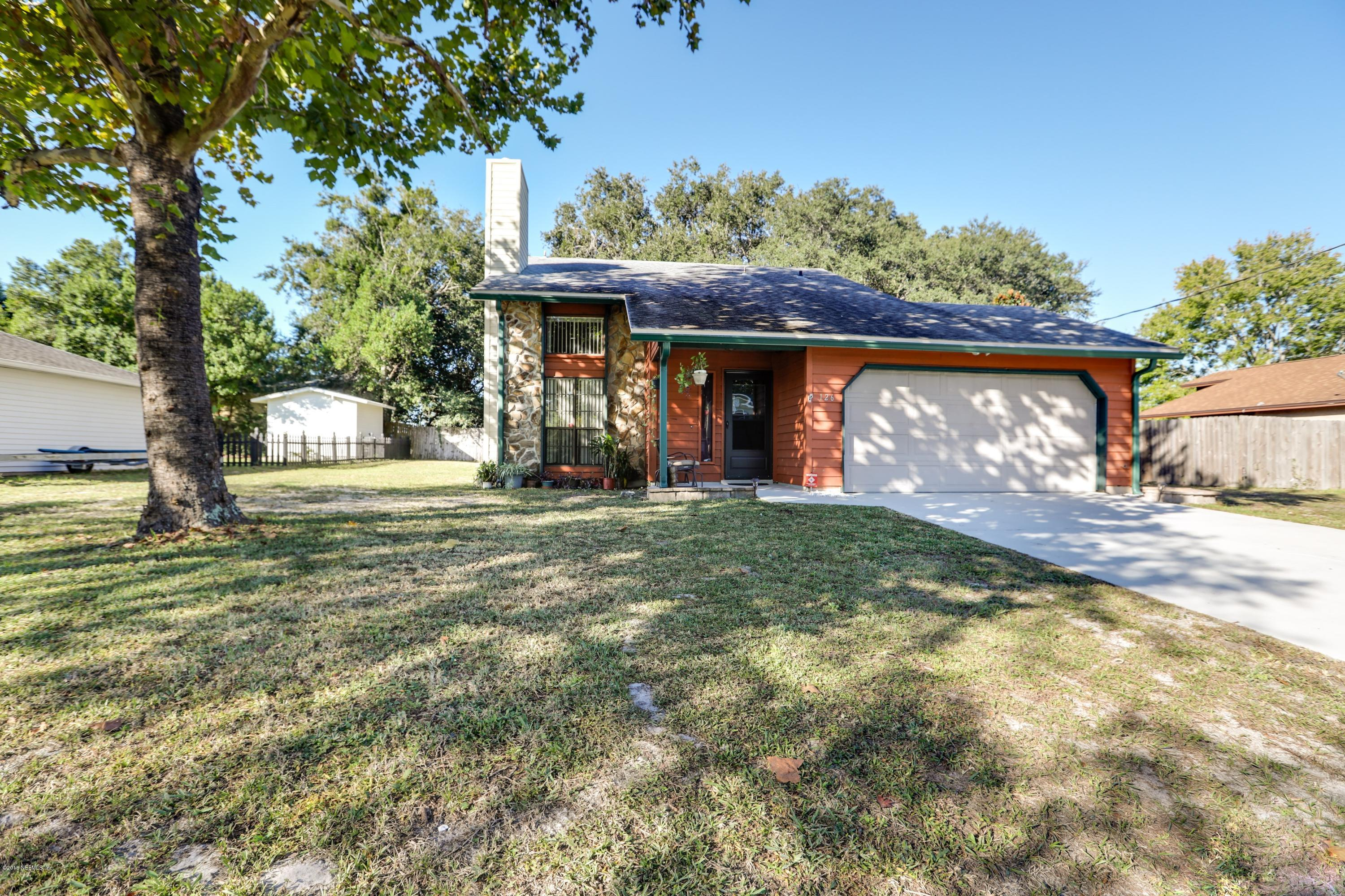 126 SEGOVIA, ST AUGUSTINE, FLORIDA 32086, 3 Bedrooms Bedrooms, ,2 BathroomsBathrooms,Residential - single family,For sale,SEGOVIA,964821