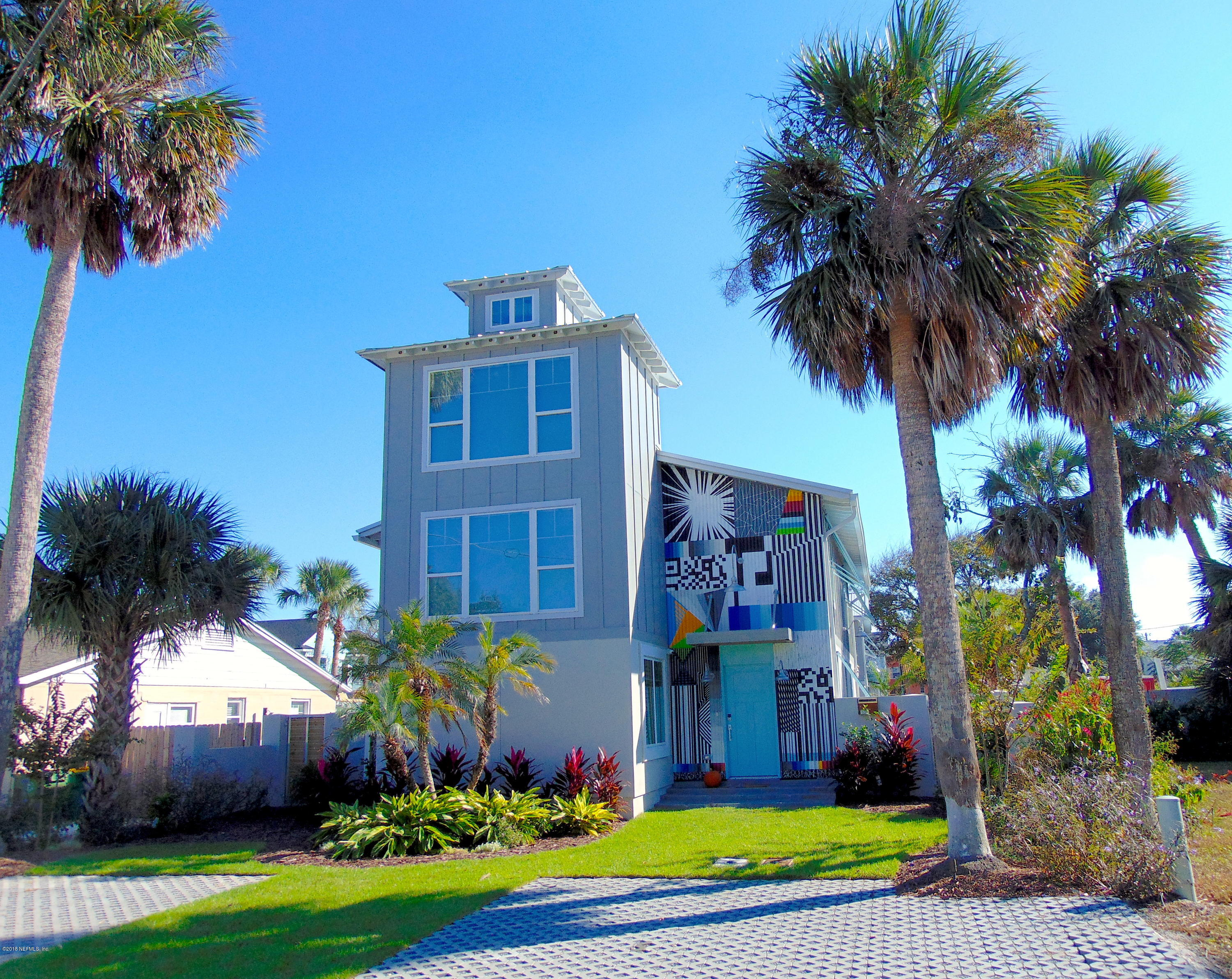 520 4TH, JACKSONVILLE BEACH, FLORIDA 32250, 5 Bedrooms Bedrooms, ,5 BathroomsBathrooms,Residential - single family,For sale,4TH,964644