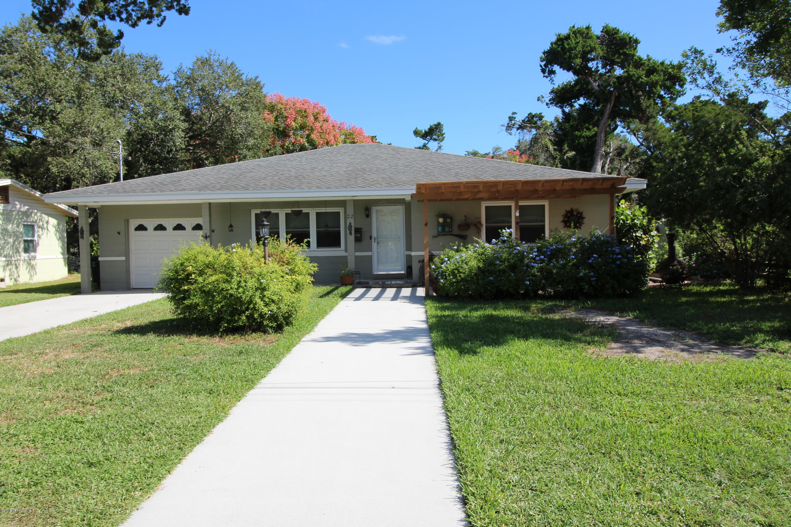 22 COQUINA, ST AUGUSTINE, FLORIDA 32080, 3 Bedrooms Bedrooms, ,3 BathroomsBathrooms,Residential - single family,For sale,COQUINA,965036