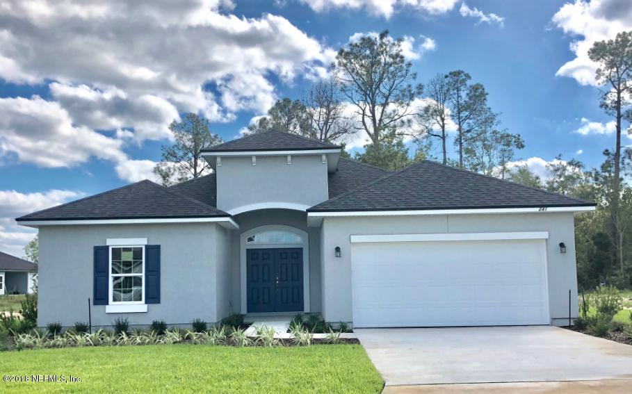 191 COOPERS HAWKS, PALM COAST, FLORIDA 32164, 3 Bedrooms Bedrooms, ,2 BathroomsBathrooms,Residential - single family,For sale,COOPERS HAWKS,964996