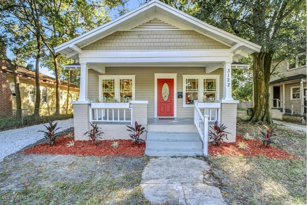 3122 POST, JACKSONVILLE, FLORIDA 32205, 3 Bedrooms Bedrooms, ,1 BathroomBathrooms,Residential - single family,For sale,POST,964999