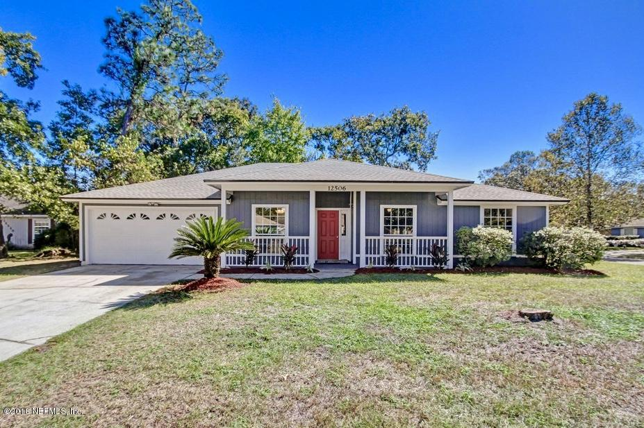12506 LARKSTONE, JACKSONVILLE, FLORIDA 32225, 4 Bedrooms Bedrooms, ,2 BathroomsBathrooms,Residential - single family,For sale,LARKSTONE,965093